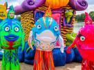 "SeaWorld's Halloween Spooktacular ""Bei SeaWorld spukt es wohl!?"""