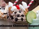 Unglaublich Lecker – Details aus dem Menü des Toothsome Chocolate Emporium News vom Toothsome Chocolate Emporium lässt uns das Wasser im Munde zusammenlaufen.