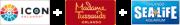 Gratis Eintritt zu Madame Tussauds, ICON Orlando und SeaLife Orlando im Wert von