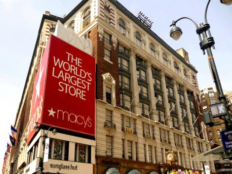 GRATIS Macy's Savings Card mit jeder New York Buchung