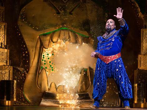 Aladdin Broadway Tickets New York