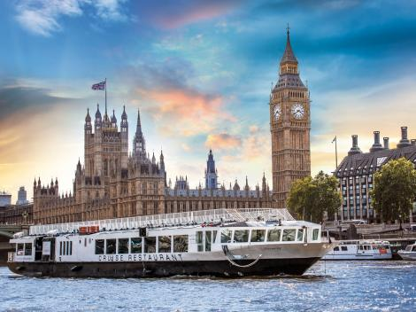 Dinner Cruise London Tickets Attraction Tickets Direct