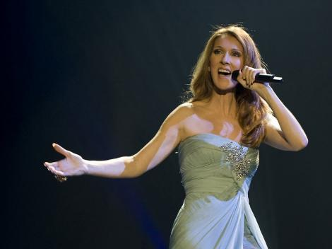 Celine Dion Las Vegas
