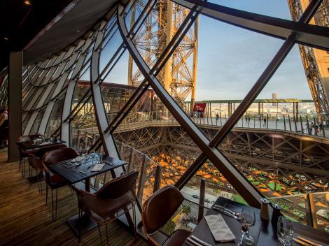 Eiffel Tower Dinner at 58 Tour Eiffel