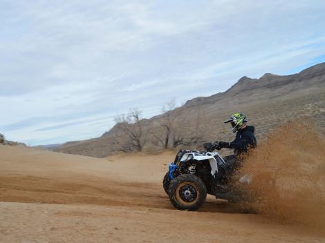 Grand Canyon Helicopter & ATV Adventure Tour