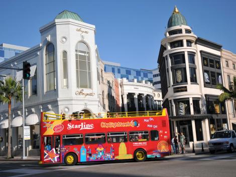 Los Angeles Sightseeing Bus Tours
