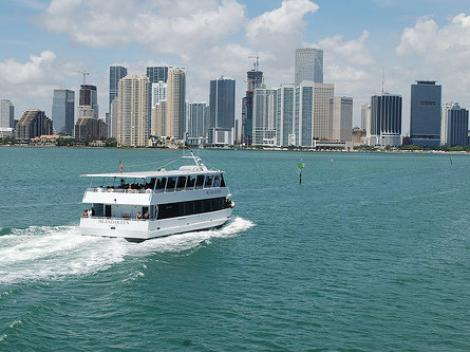 Miami Bay Sightseeing Cruise Tickets