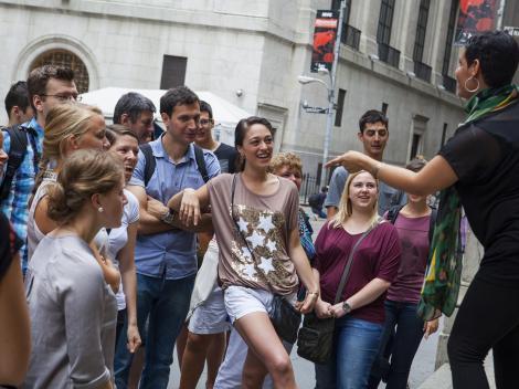 New York Gospel Walking Tour