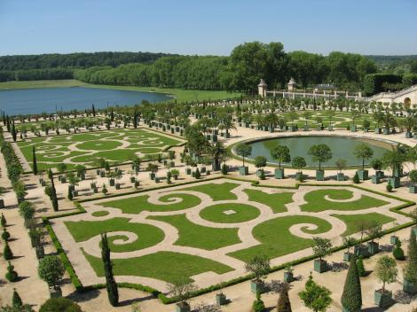 Palace and Gardens of Versailles