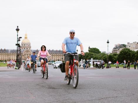 Paris Bike Tour