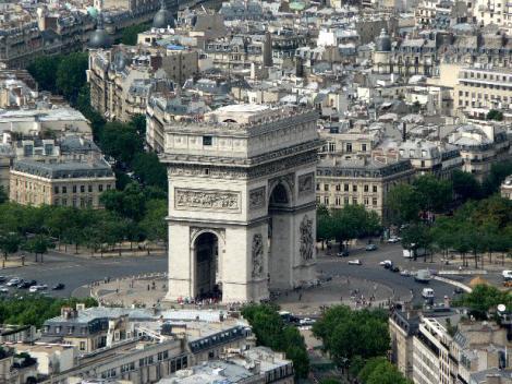 Paris L'Open Hop-on Hop-off Bus Tour
