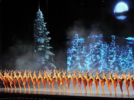Radio City Christmas Spectacular Broadway Tickets
