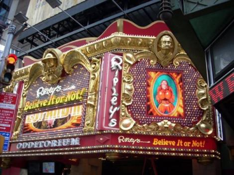 Ripley's Believe It or Not! Times Square