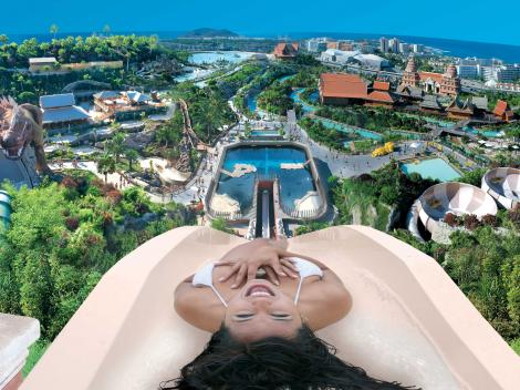 Tower of Power - Siam Park