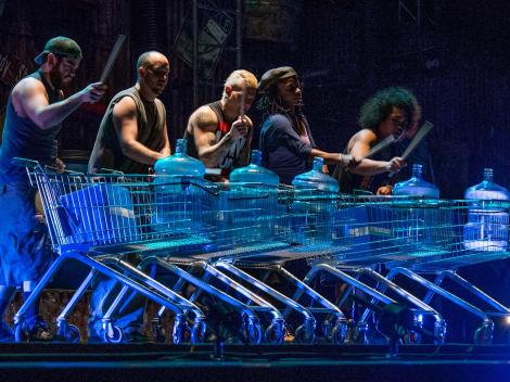 Stomp Broadway Tickets