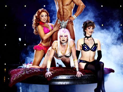 Zumanity Cirque du Soleil Tickets