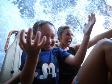 Splash Mountain at Walt Disney World