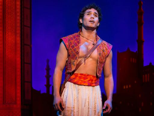Aladdin Broadway Tickets New York