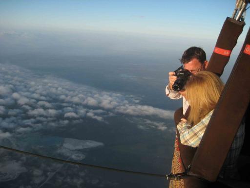 Balloon Flights over Orlando