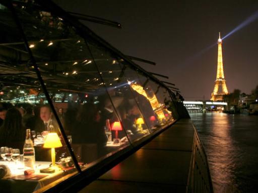 Paris Illuminations Dinner Cruise