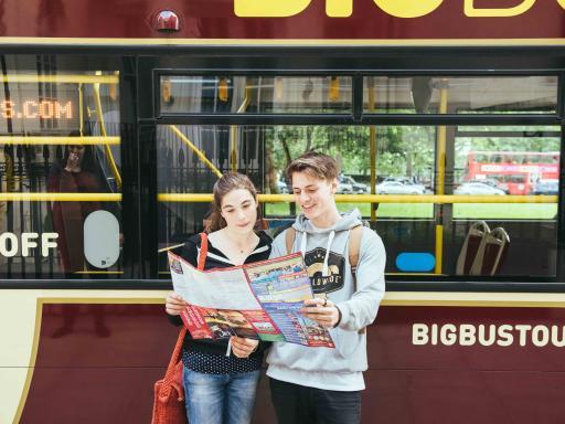 Big Bus London Hop-on Hop-off Bus Tour