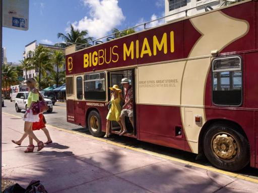 Big Bus Miami All Loops Bus Tour