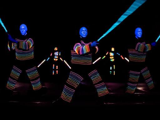 Blue Man Group - Off Broadway