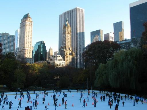 Wollman Rink Central Park Ice Skating Tickets