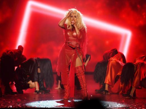 Christina Aguilera - The Xperience: Las Vegas Tickets