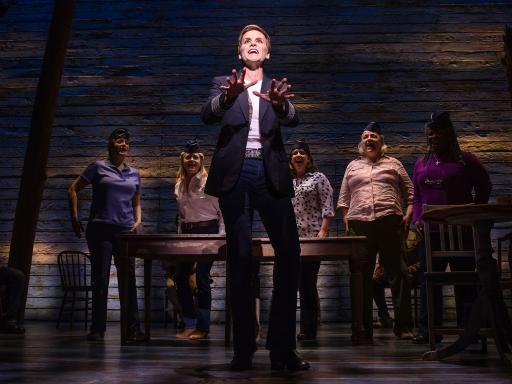Come From Away Broadway Tickets