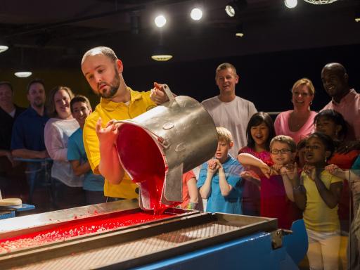 Crayon Factory Show
