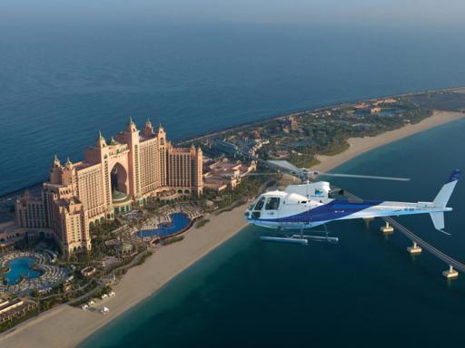 Dubai Helicopter Sightseeing Flight