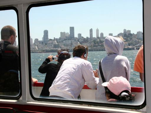 Golden Gate Bay Sightseeing Cruise