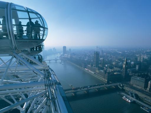 The London Cluster Ticket London Eye