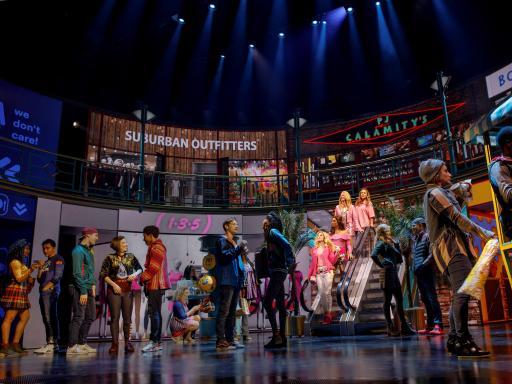 Mean Girls Broadway Tickets