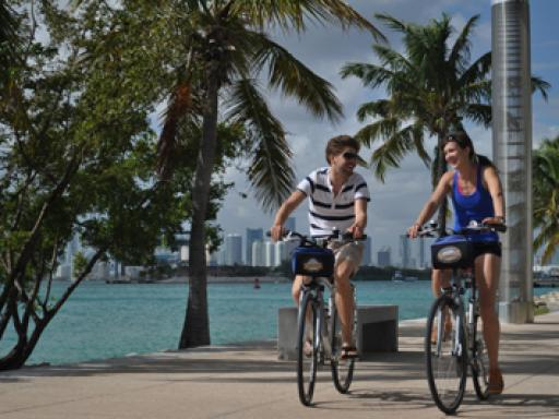Miami Bike and Kayak Tour