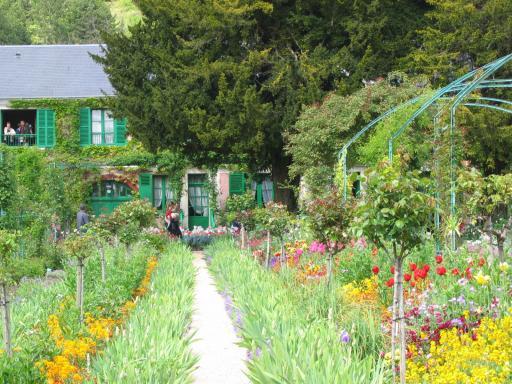 Monet's Garden Bike Tour