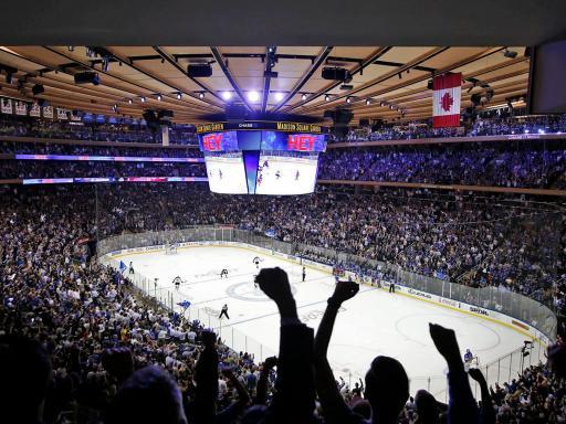 New York Rangers Ice-Hockey Tickets