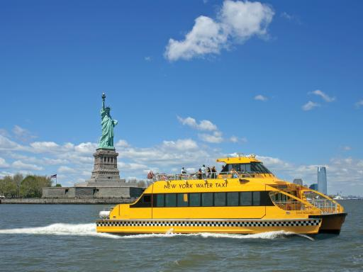 Hop On/Hop Off New York Water Taxi