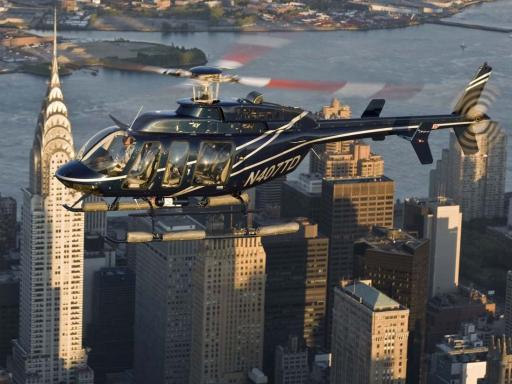 The New Yorker Helicopter Tour