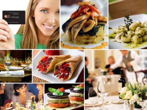 Orlando VIP Dine 4 Less Card