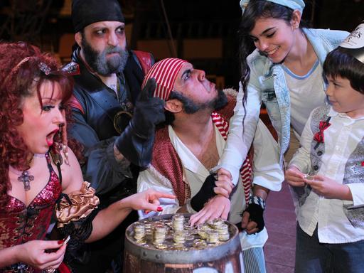Pirates Dinner Orlando