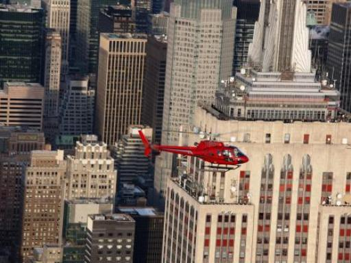 Private New York Helicopter Flight