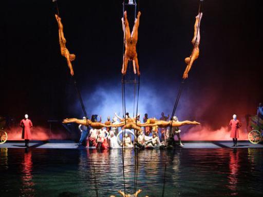 """O"" Cirque du Soleil Tickets"