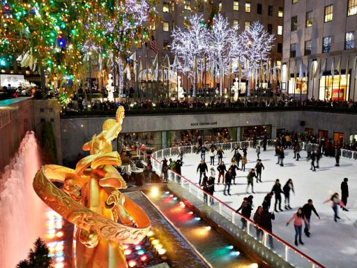 The Rink Rockefeller Center