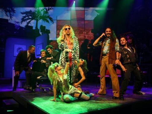 Rock of Ages Broadway Tickets