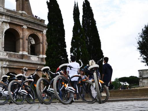 Rome Bike Tour