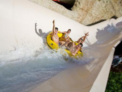 The Giant slide - Siam Park Tickets