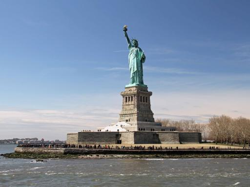 Statue of Liberty & Ellis Island RESERVE Ticket