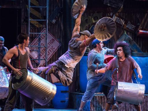 Stomp Broadway Tickets